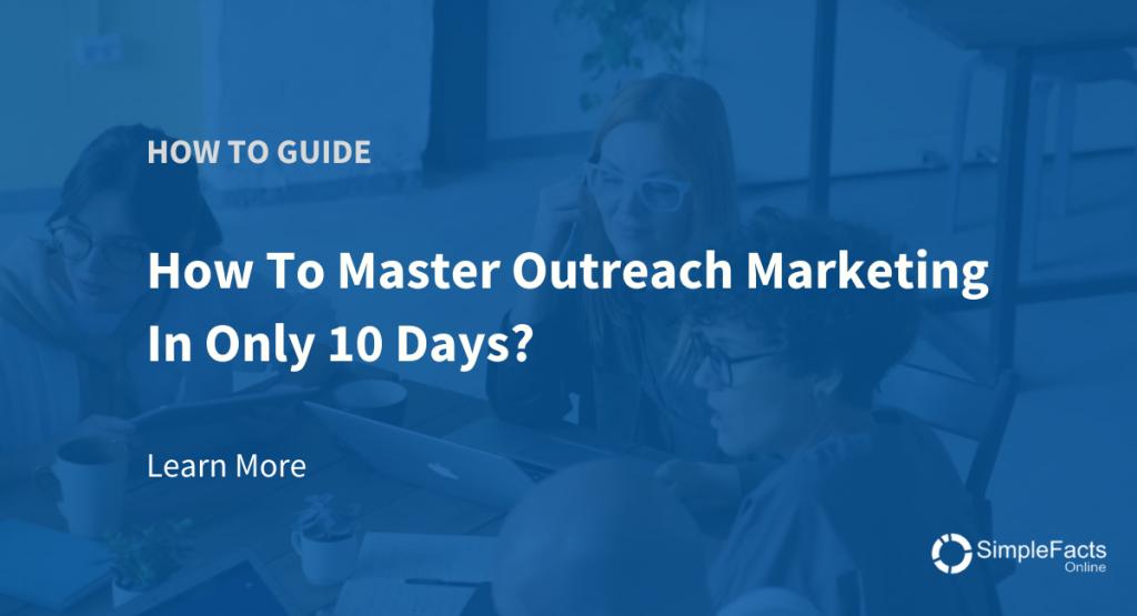 Outreach Marketing Guide