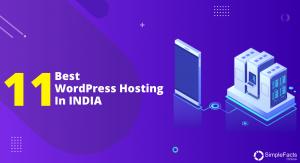 best wordpress hostings in india